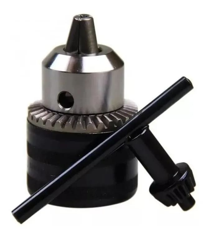Mandril Para Furadeira com Rosca  1/2 13mm MTX