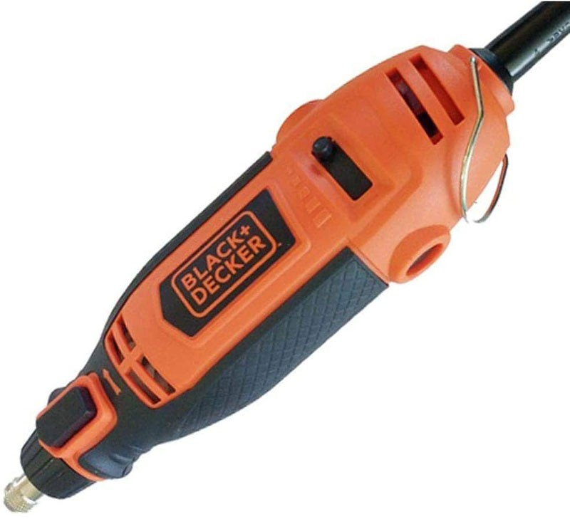 Micro Retifica Black Decker RT18KA-BR 180W 127V