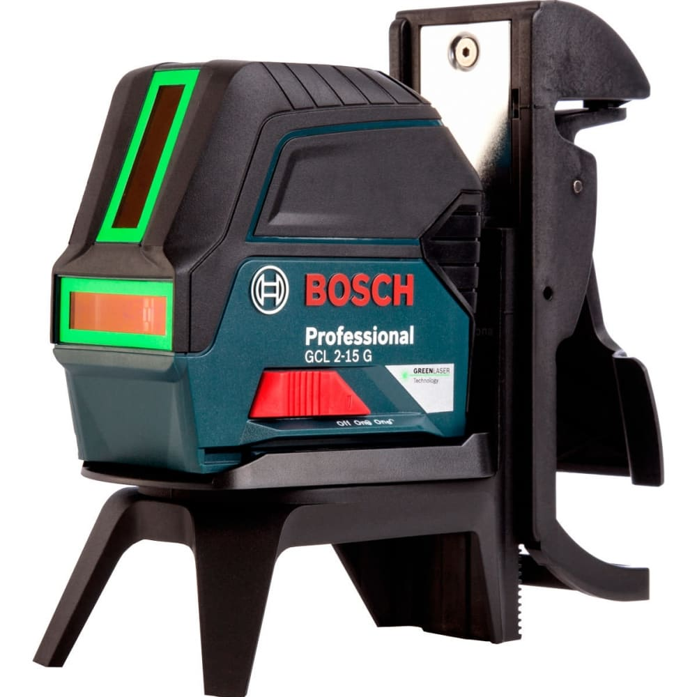 Nivel Laser Verde Bosch GCL 2-15G