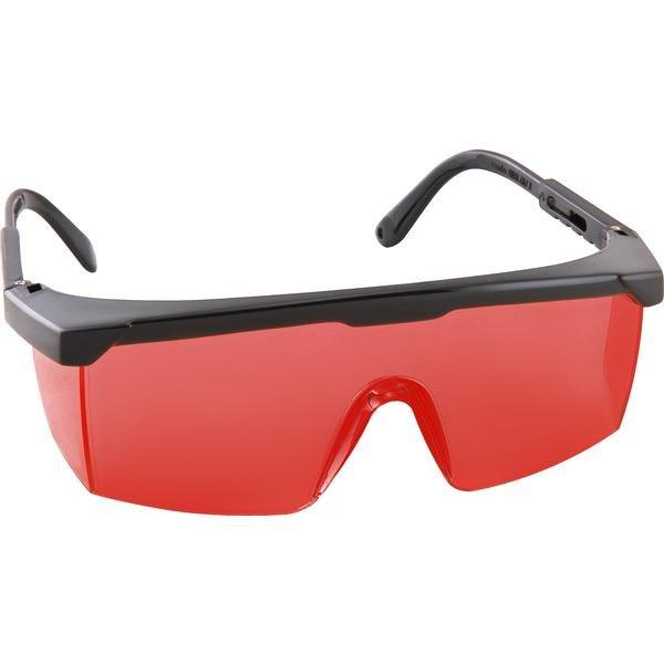 Óculos de Segurança Foxter Vermelho - Vonder