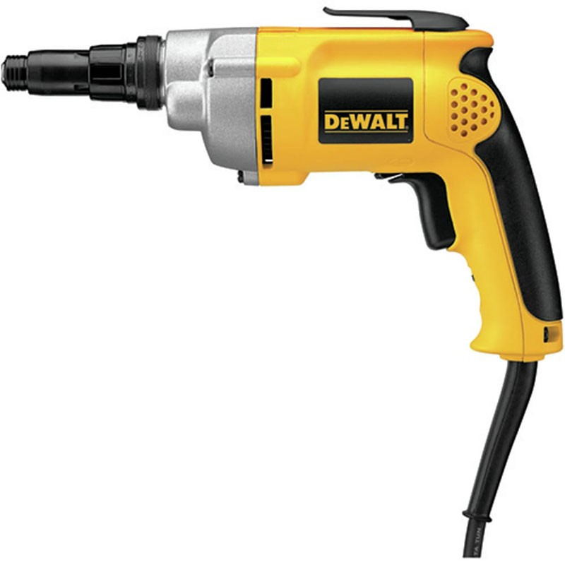 Parafusadeira Elétrica para Drywall Dewalt DW268-BR 127V