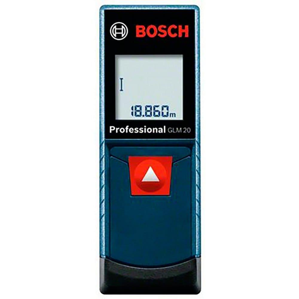 Trena a Laser Bosch GLM20