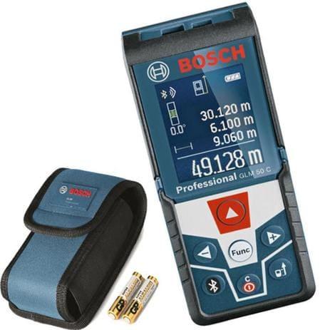 Trena a Laser GLM 50 C Professional Bluetooth Bosch
