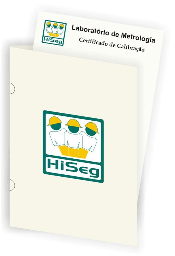 Calibração de Detector Multigás para 4 gases (O2, CO, LEL e H2S) com certificado rastreável à RBC/INMETRO
