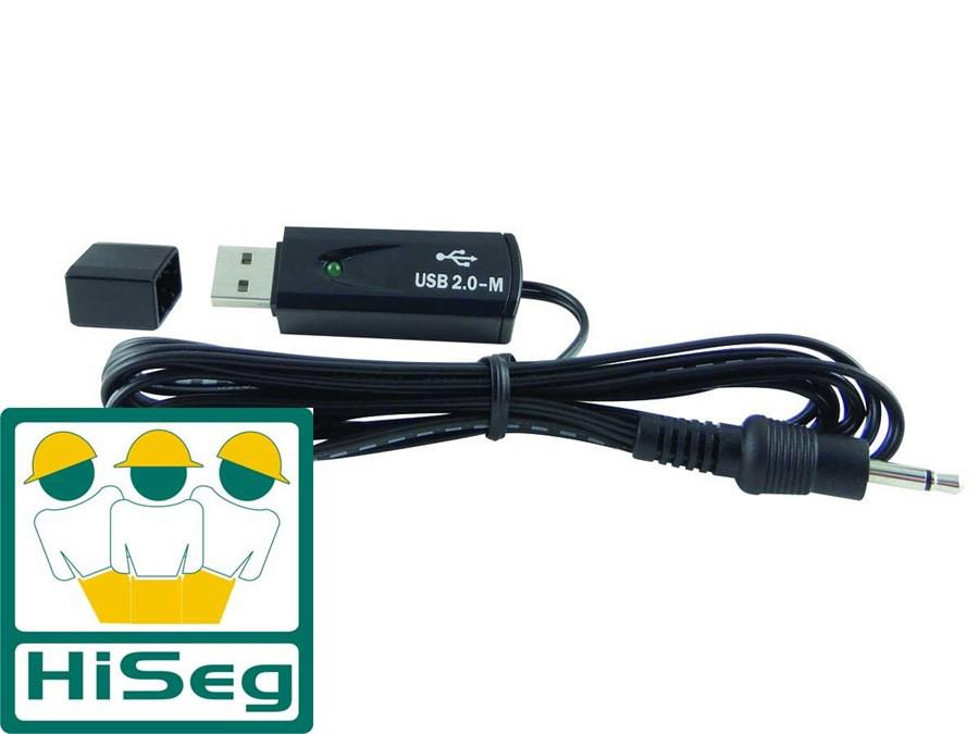 Interface USB para Termômetro de Globo modelo USB-8758