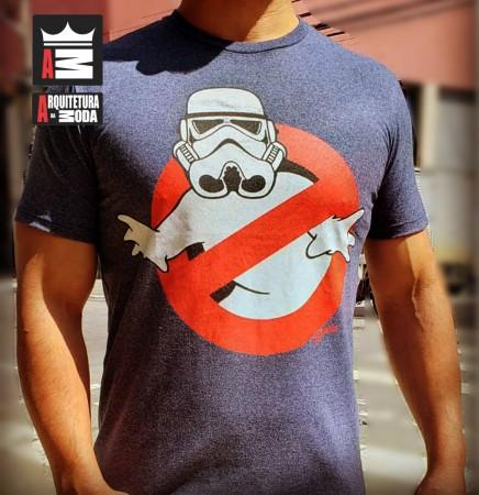 Camiseta Arquitetura da Moda estampa: Fantasma