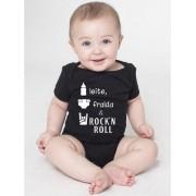 Body Bebê - Leite, Fralda e Rock'N Roll - Engraçados e Divertidos