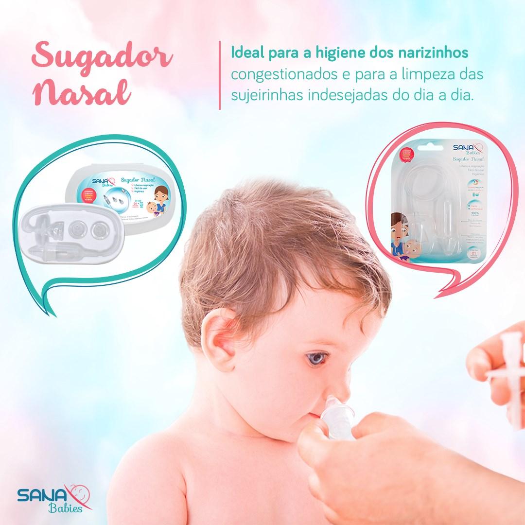 Aspirador Nasal Sana Babies