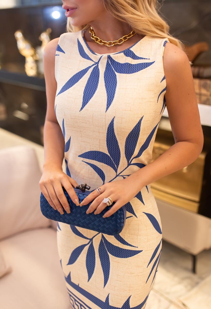 Vestido Midi Fernanda