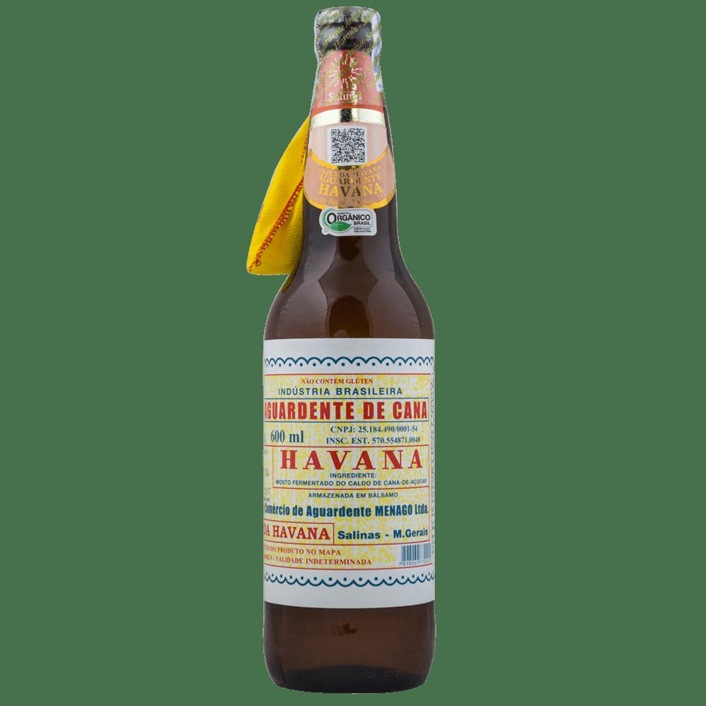 Águardente De Cana Havana 600ml