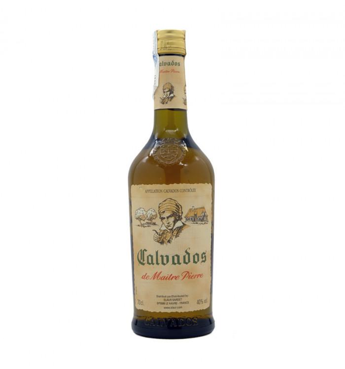 Brandy Calvados Maitre Pierre 700ml