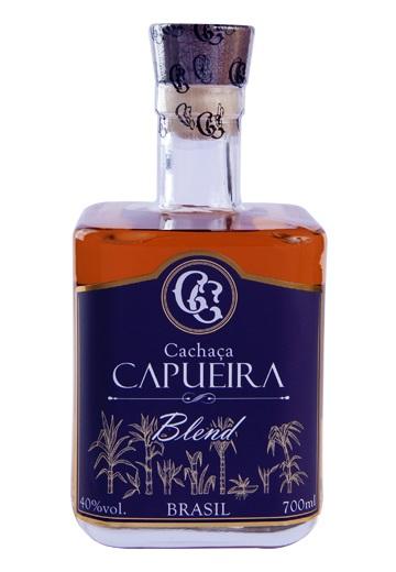 Cachaça Capueira Blend 700ml