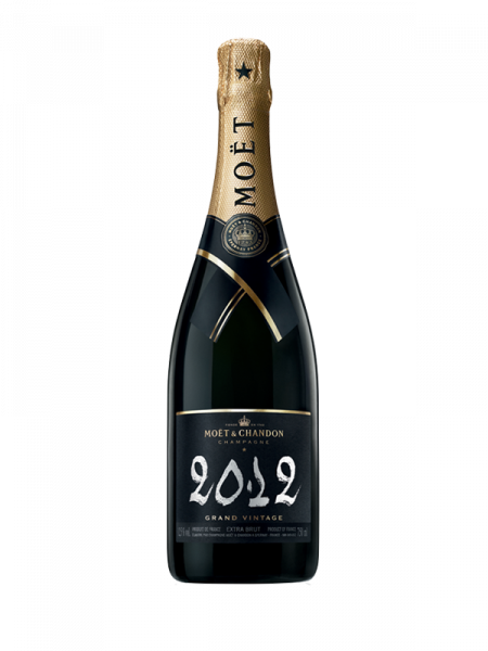 Champagne Moet Grand Vintage 2012 750ml