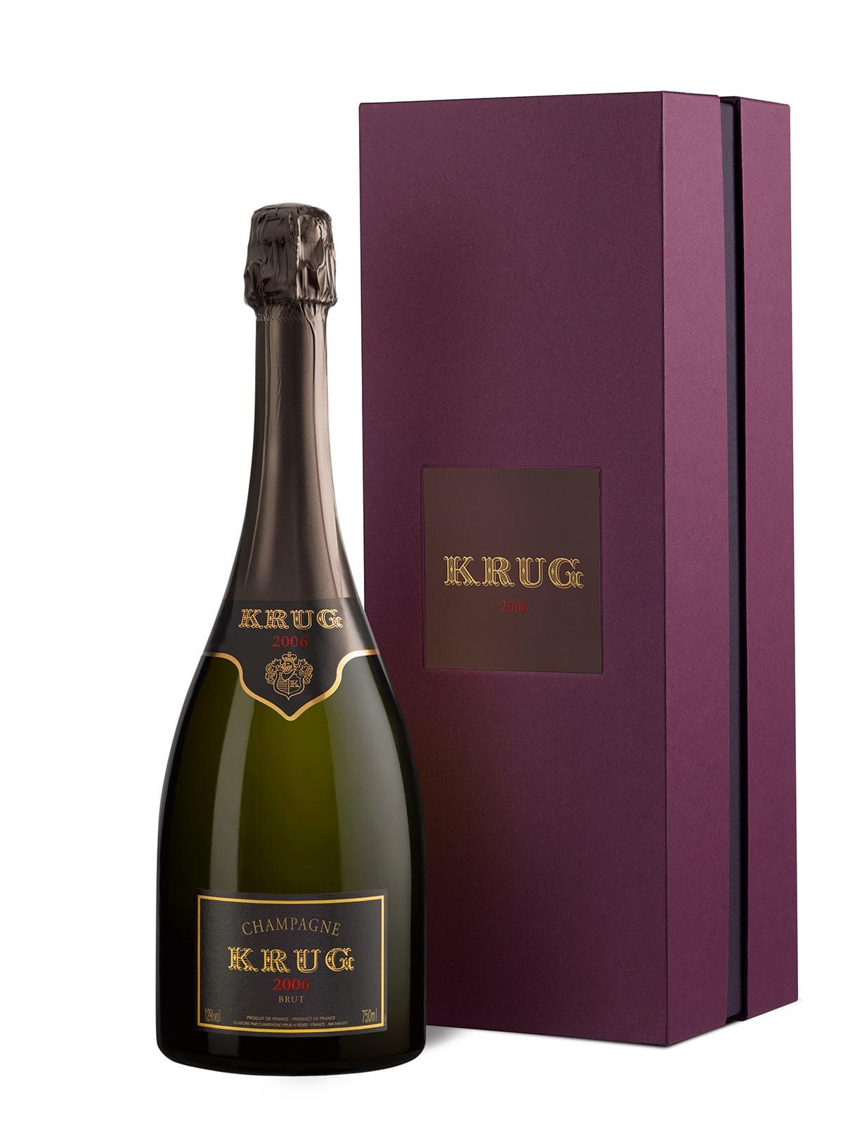 Champagne Krug 2006 750ml
