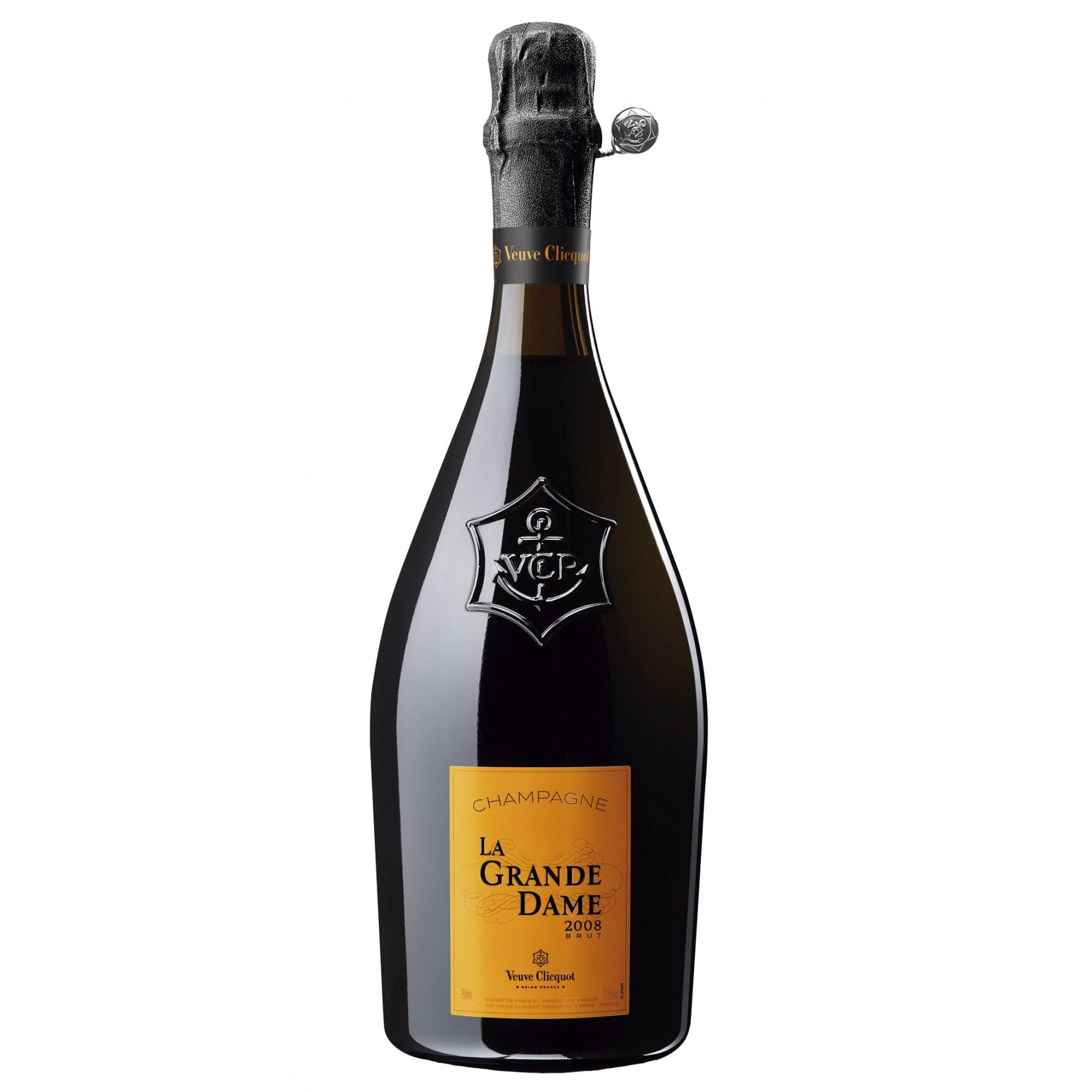 Champagne La Grande Dame 2008 750ML