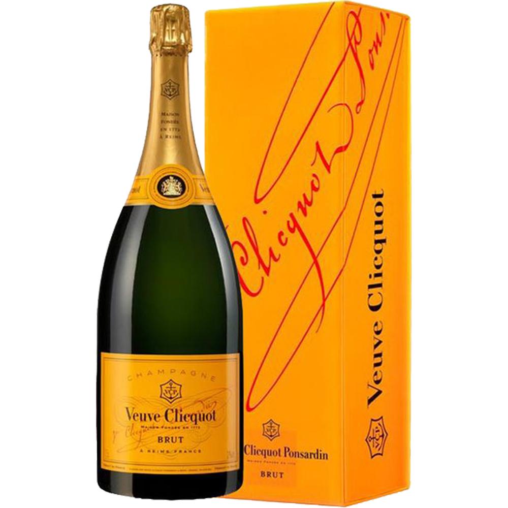 Champagne Magnum Veuve Clicquot Brut 1500ML