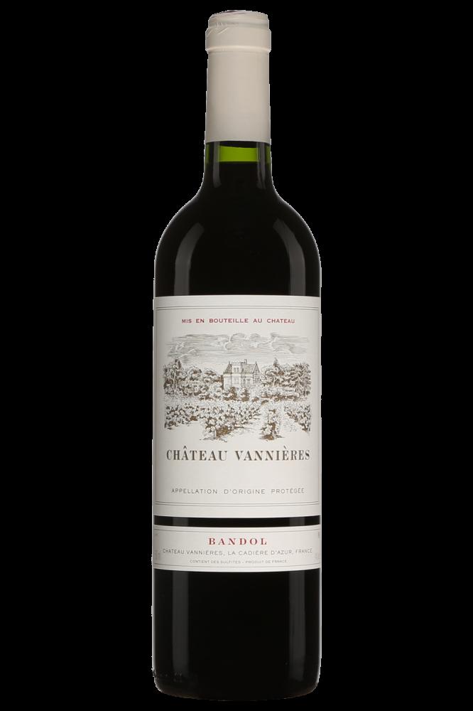 Château Vannières Bandol 2014 750ml
