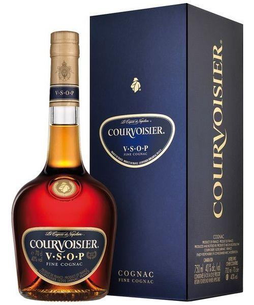 Conhaque Courvoisier VSOP 700ml