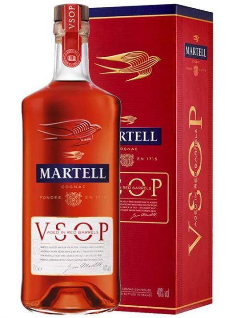 Conhaque Martell Cognac VSOP 700 ml