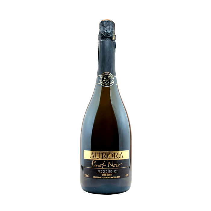 Espumante Aurora Procedências Pinot Noir Brut 750ml