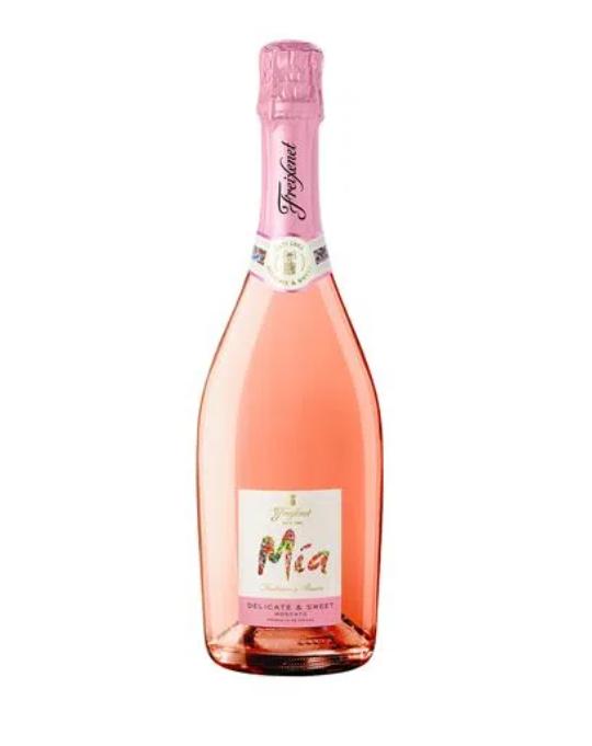 Espumante Moscato Mia Pink 750ml