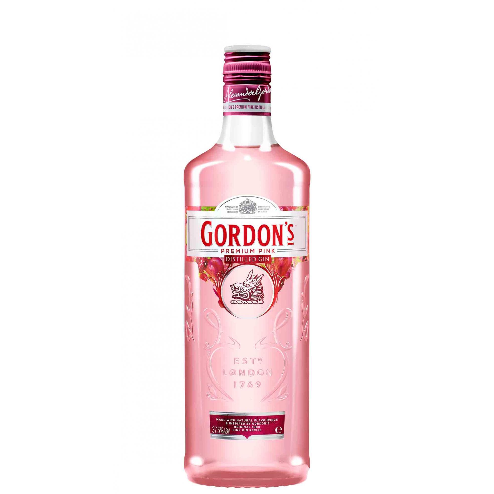 Gin Gordons Pink 750ml