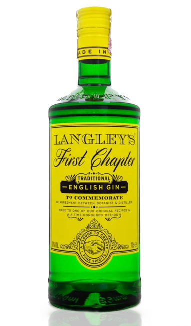 Gin Langley's First Chapter 700ml