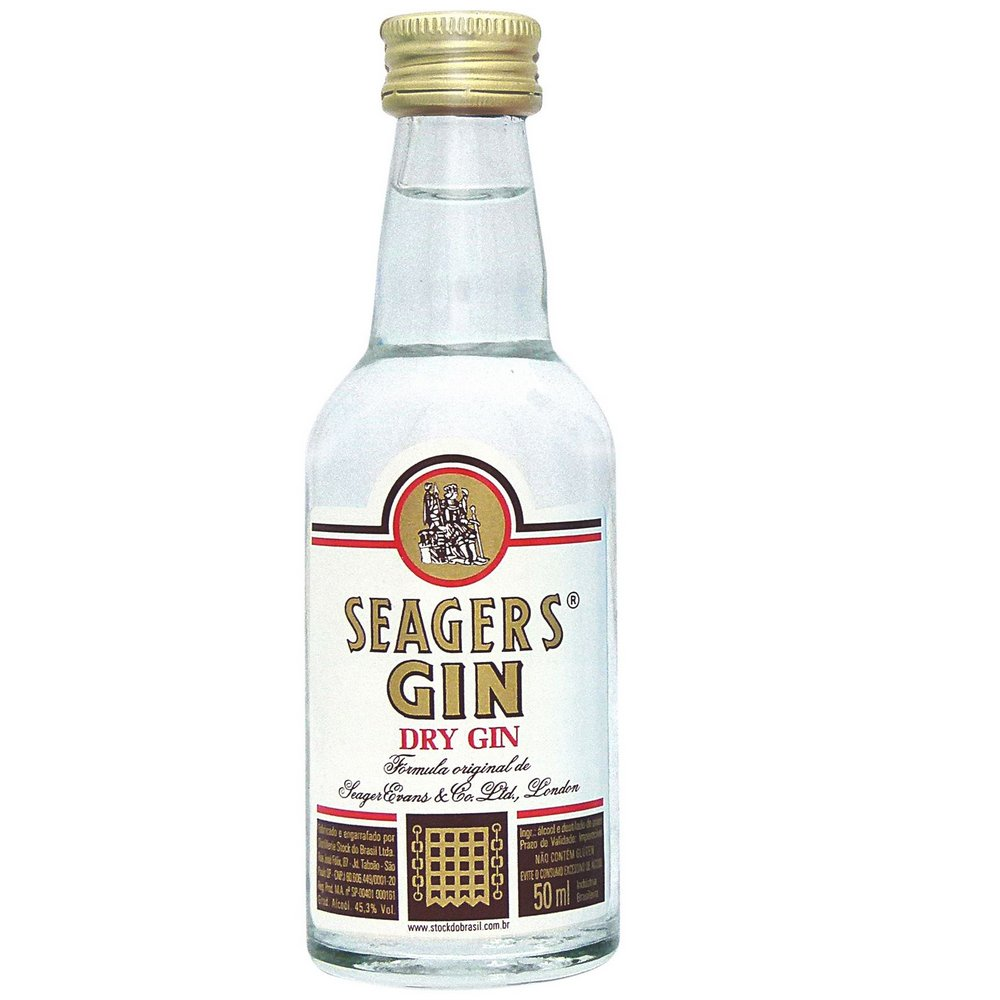 Gin Mini Seagers 50ml