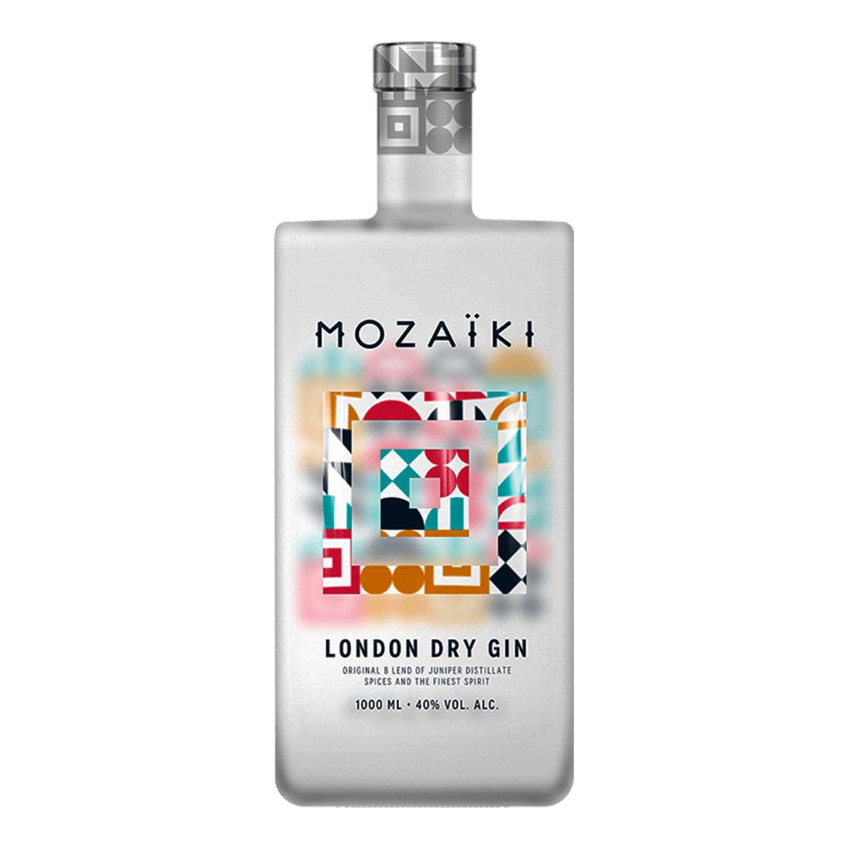 Gin Mozaiki London Dry 1000ml