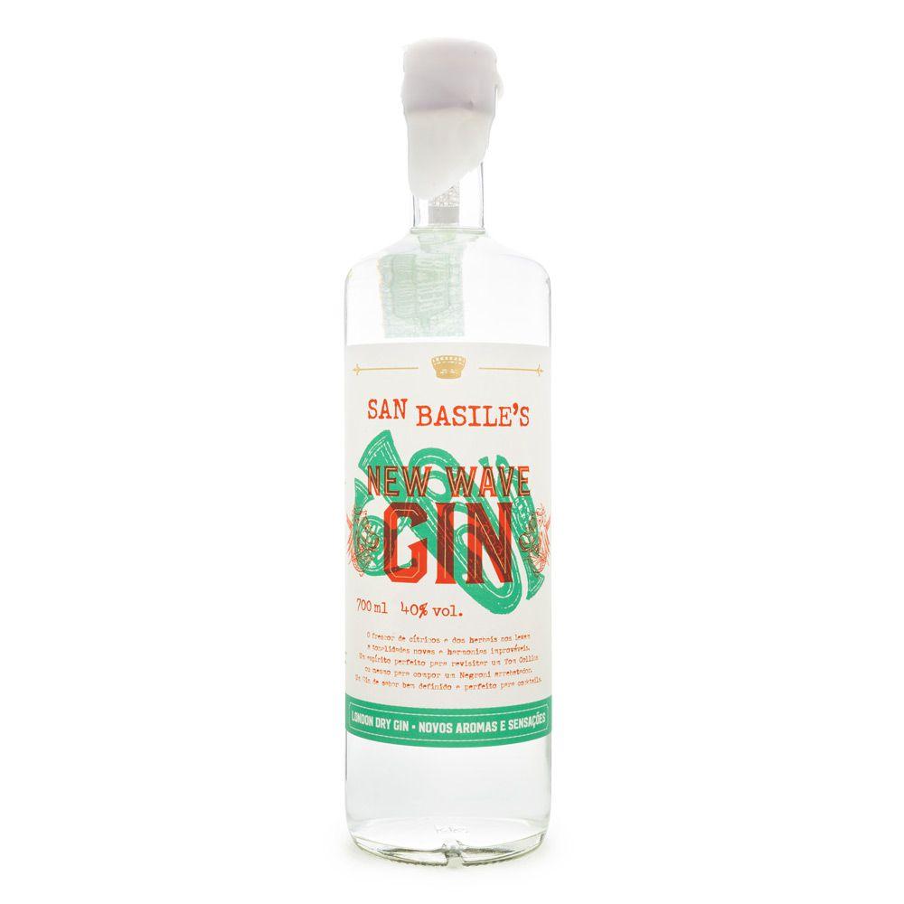 Gin San Basile's New Wave 700ml