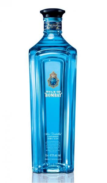Gin Star Of Bombay 750 ml