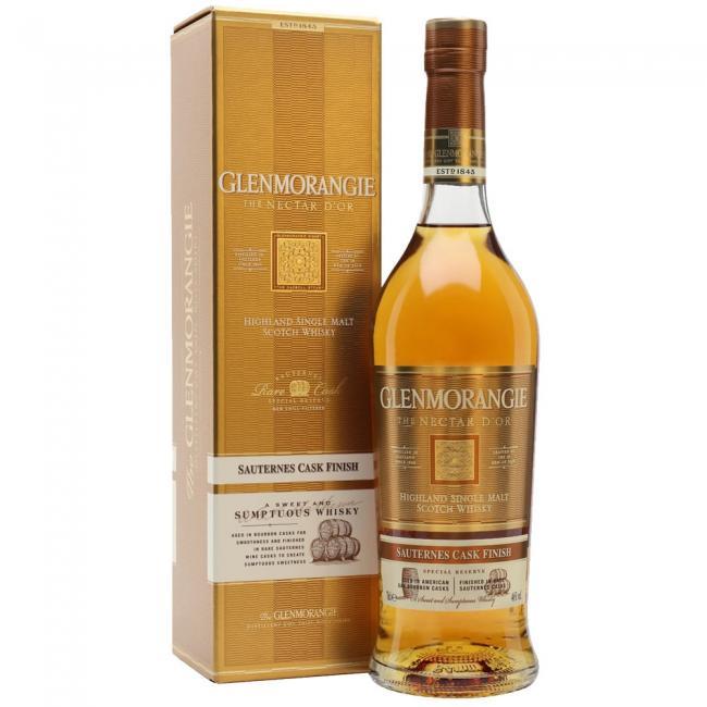 Whisky Glenmorangie Nectar D'ór 12 anos 750ml