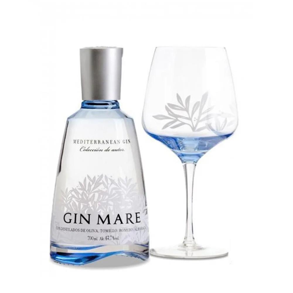 Kit Gin Maré 700ml com Taça Exclusiva