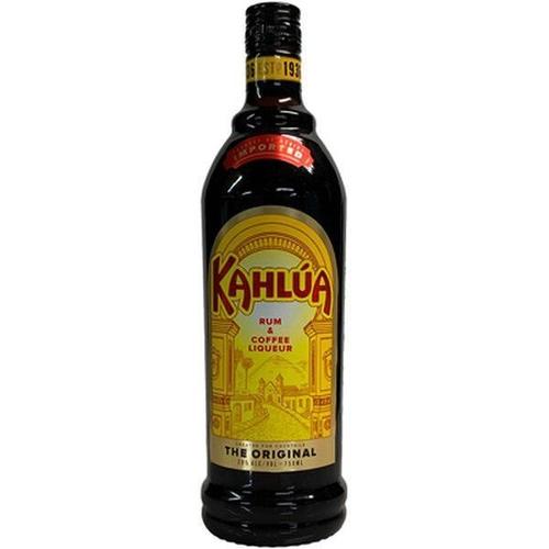 Licor Creme De Cafe Kahlua 750ml