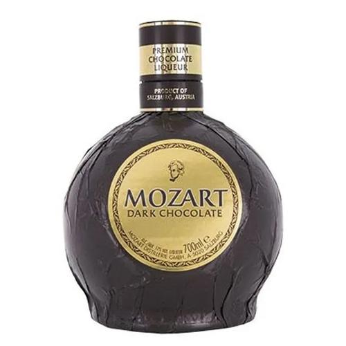 Licor Mozart Dark Chocolate Cream 700ml