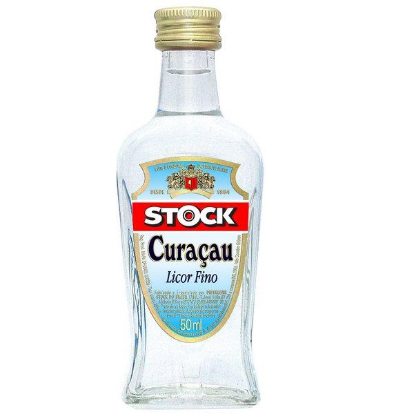 Licor Stock Curacau 50ml