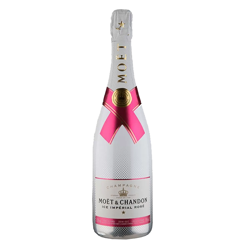 Champagne Moet Chandon Ice Imperial Rose 750ml