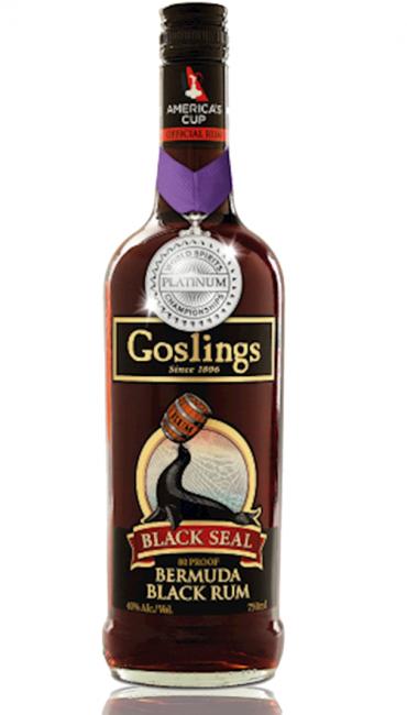 Rum Goslings Black Seal 750ml