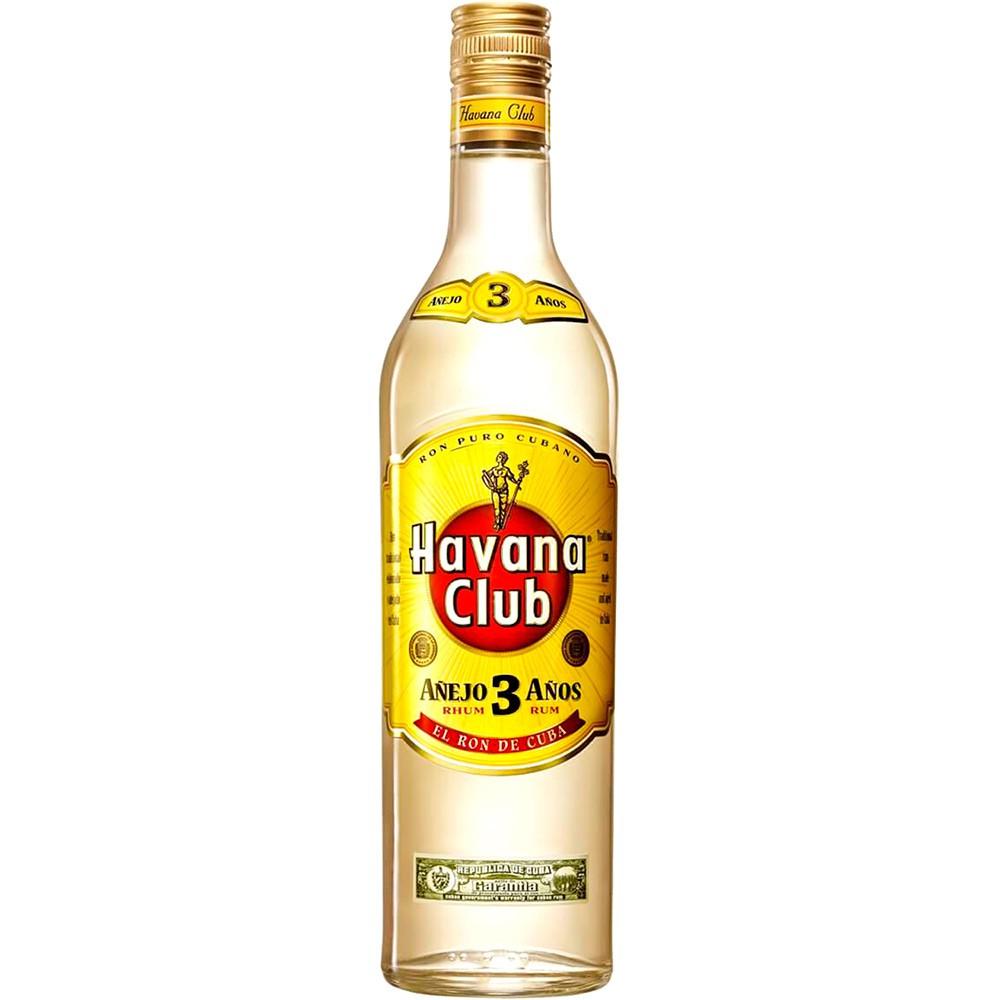 RUM HAVANA CLUB 3 YEARS OLD 750ML