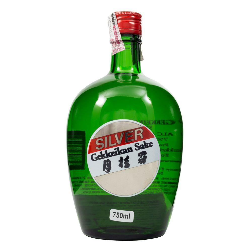 Sake Ame Gekkeikan Silver 750ml