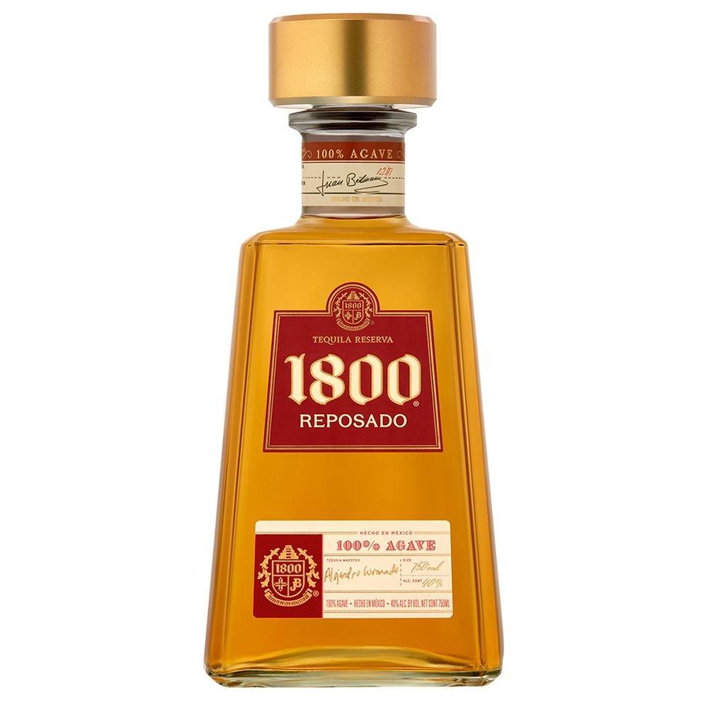 TEQUILA RESERVA 1800 REPOSADO 750ML