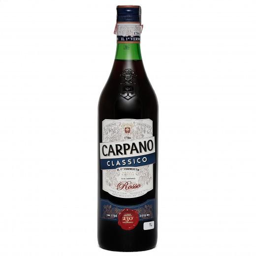 VERMOUTH CARPANO CLASSICO ROSSO 1LT