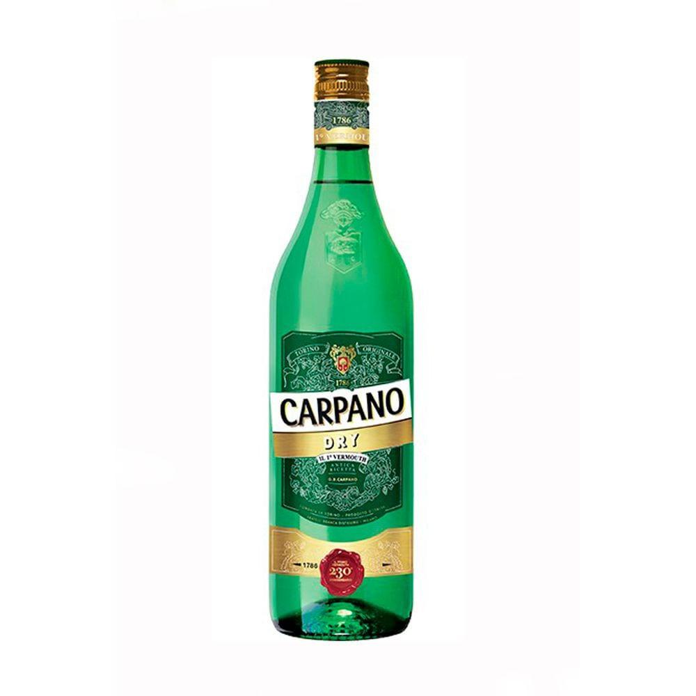 VERMOUTH CARPANO DRY 1LT