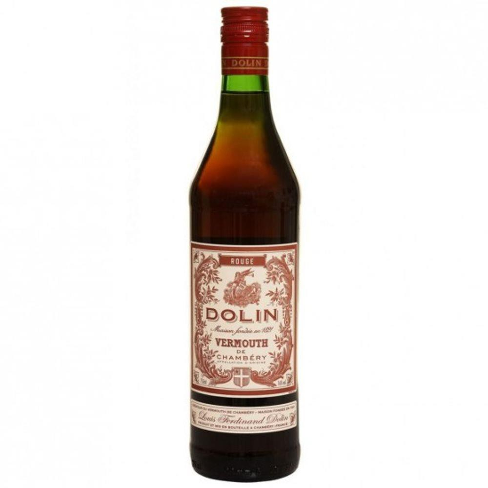 VERMOUTH DOLIN ROUGE 750ML
