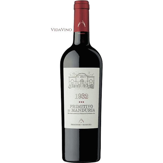 Vinho 1932 Primitivo Di Manduria Reserva 750ml