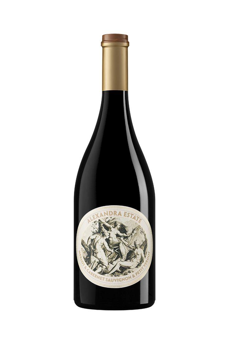 Vinho Alexandra Estate Merlot & Cabernet Sauvignon & Petit Verdot 750ml