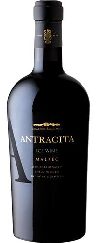 Vinho Antracita Ice Wine Malbec 375ml