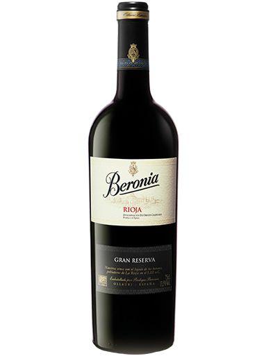 Vinho Tinto Beronia Gran Reserva 750ml