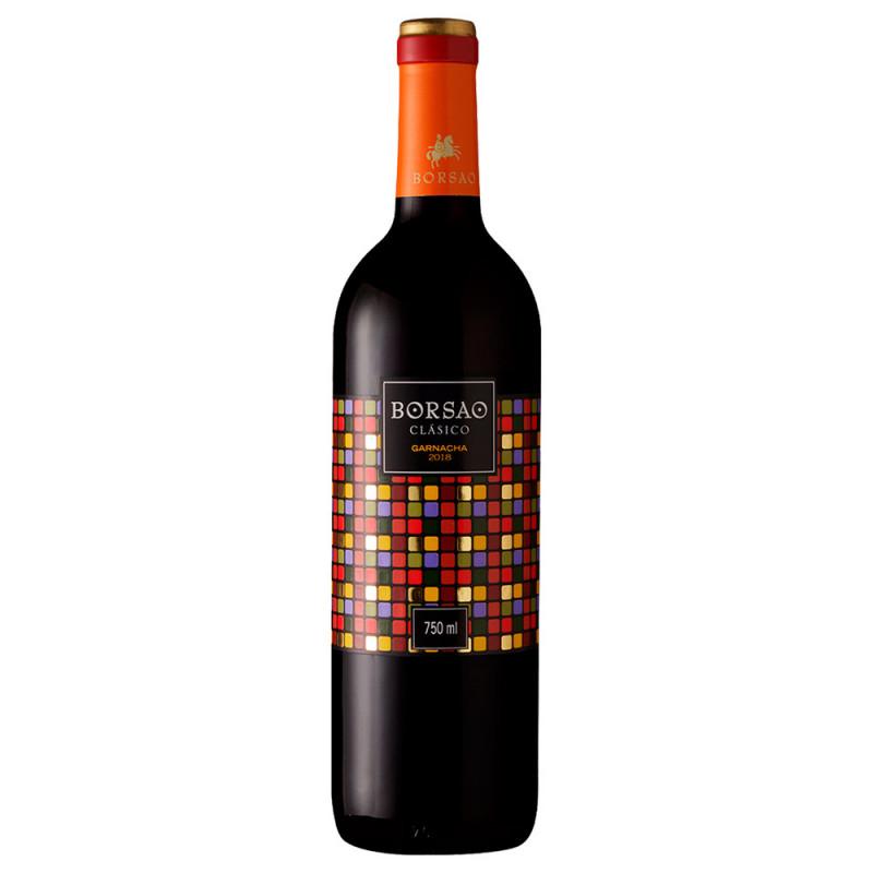 Vinho Borsão Clássico Garnacha 750 ml