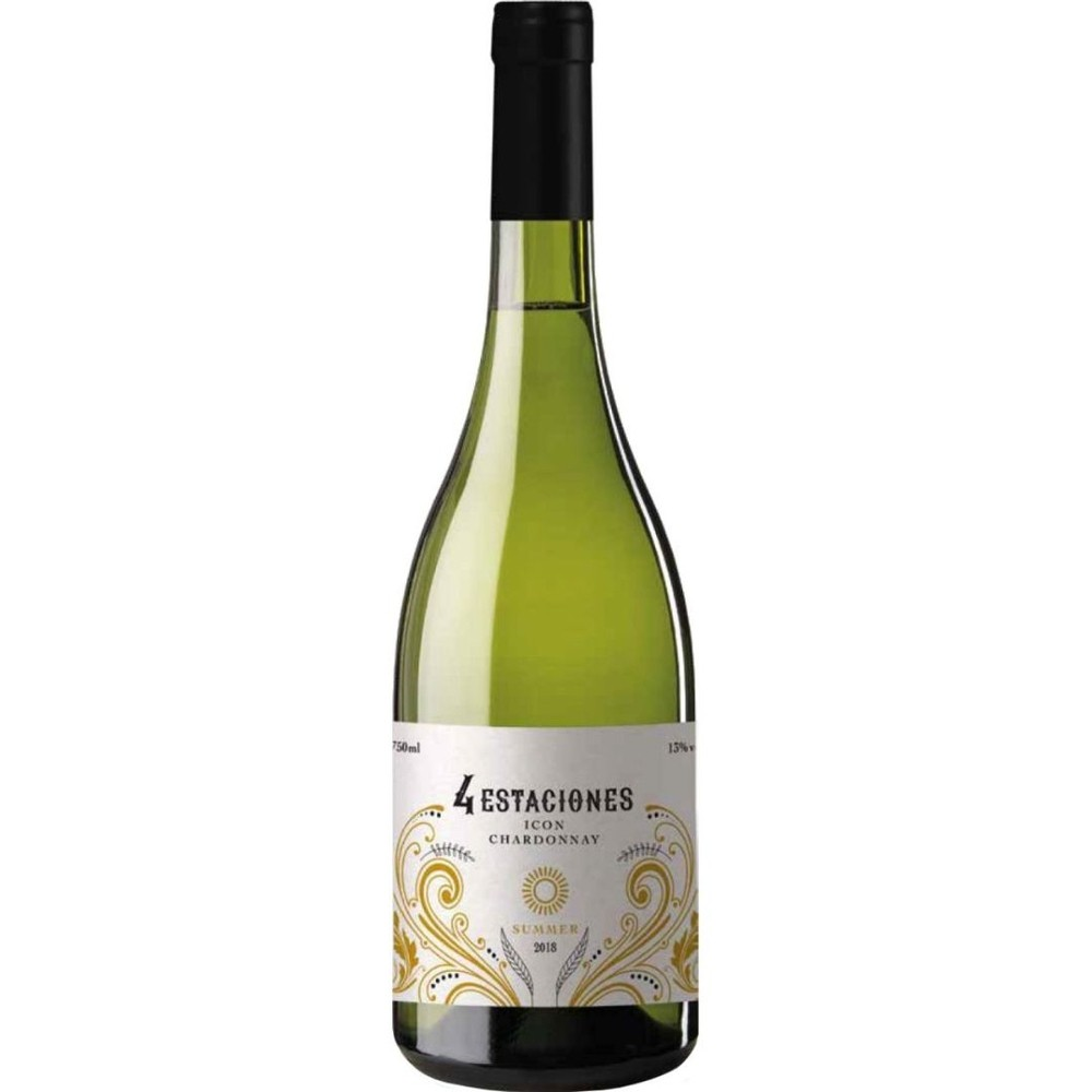 Vinho Branco Estaciones Premium Chardonnay Summer 750ml